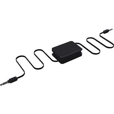 Scosche retractable audio cable, auxBOX