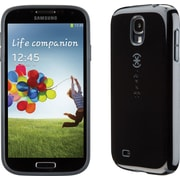 Speck CandyShell for Samsung Galaxy S4, Black/Slate Grey