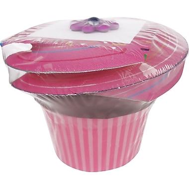 Swirl Cupcake Notepad