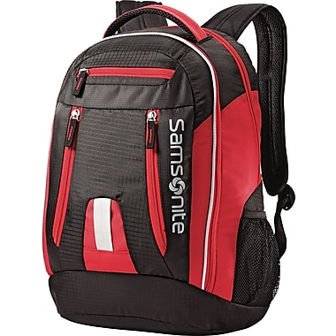 Samsonite Shera Backpack, Black/Red