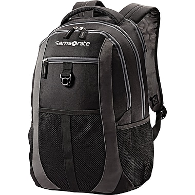 Samsonite Sharon Backpack, Black/Grey