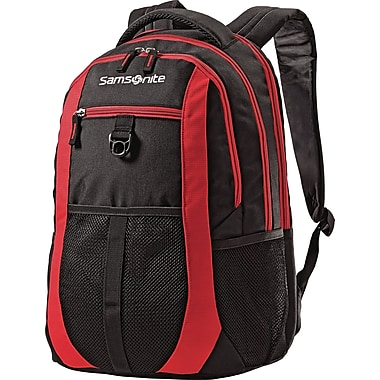 Samsonite Sharon Backpack, Black/Red