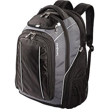 Samsonite Full Tilt Backpack, Black/Grey
