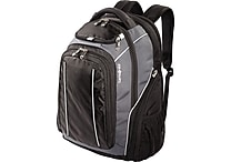 Samsonite Full Tilt Backpack, Black/Grey