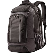 Samsonite Compact Backpack, Black/Grey