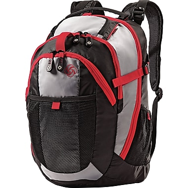Samsonite Iron Man 2 Backpack, Black/Grey