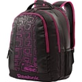 Reebok REE-FLEX Backpack, Black/Purple Magenta