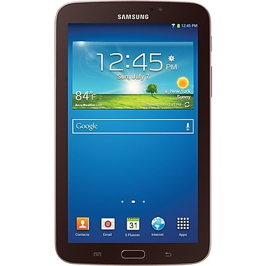 Samsung Galaxy Tab 3 7.0in., Gold/Brown
