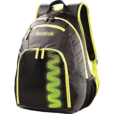 Samsonite Zig Series S Backpack, Black/Charged Green