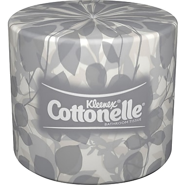 Kleenex® Cottonelle® Bath Tissue Rolls, 2-Ply, 60 Rolls/Case