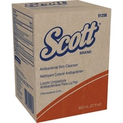 Scott Antibacterial Skin Cleanser, Floral, 800 ml, 12/Case