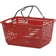 Wire Handle Hand Basket, 30 Liter