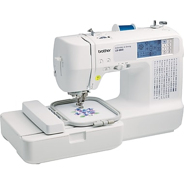 Brother Sewing Machine, Model LB6800SD