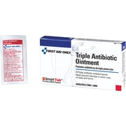 First Aid Only™ Triple Antibiotic Ointment 10/box