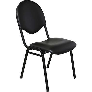 Marco® Banquet Chair, 4/Pack, Black