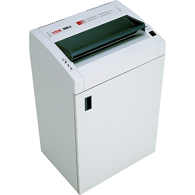 HSM Classic 386.2 23-Sheet Strip-Cut Commercial Shredder