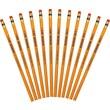 The Write Dudes #2 HB USA Gold Pencils, Unsharpened, Dozen