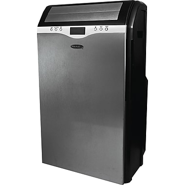 soleusair 13 000 btu portable air conditioner with 12 500