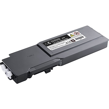 Dell 1M4KP Cyan Toner Cartridge (FMRYP), Extra High Yield