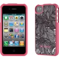 Speck Fitted Case for iPhone 4S/4, Fresh Bloom/Coral Pink