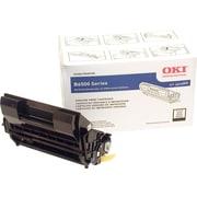 OKI - Ruban en nylon à 4 couleurs pour imprimantes Microline 590, 591