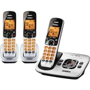 Uniden® D1780-3 DECT 6.0 3 Handset Cordless telephone with Digital Answering System/Caller ID/Call Waiting