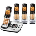 Uniden D1780-4 DECT 6.0 4 Handset Cordless telephone with Digital Answering System/Caller ID/Call Waiting