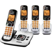 Uniden® D1780-4 DECT 6.0 4 Handset Cordless telephone with Digital Answering System/Caller ID/Call Waiting