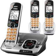 Uniden® D1780-3BT DECT 6.0  3 Handset Cordless Telephone System with Answering Machine
