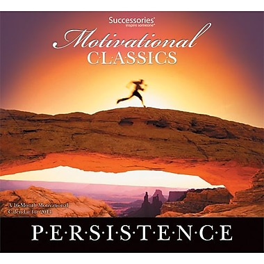2014 Successories Motivational Classics Wall Calendar, 12x11