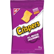 Christie Crispers All Dressed Flavour, 70 g, 12/Pack