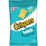 Christie Crispers Ranch Flavour, 70 g, 12/Pack
