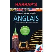 French Reference Book - Harrap's Petit Anglais-Francais
