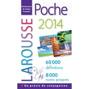 French Reference Book - Larousse de Poche 2014