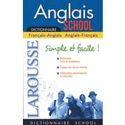 French Reference Book - Larousse Francais-Anglais