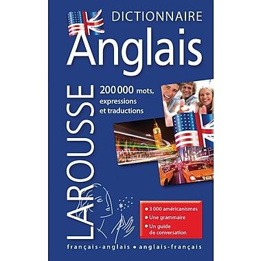 Dictionnaire bilingue français anglais