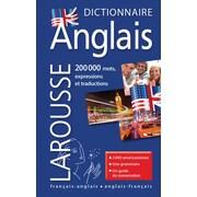 French Reference Book - Larousse Dictionnaire De Poche Francais-Anglais
