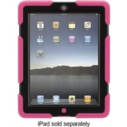 Griffin Survivor Case for iPad mini, Pink/Black