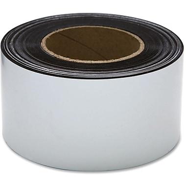 BaumgartensMD – Ruban d'étiquetage magnétique repositionnable, 50 pi x 3 po