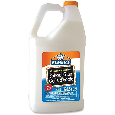 Elmer's® School Glue, Washable, 3.8L