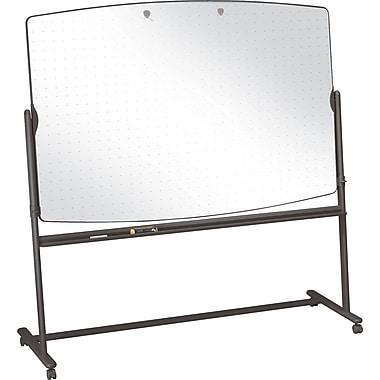 Quartet® Reversible Total Erase® Mobile Easel Dry-Erase Whiteboard