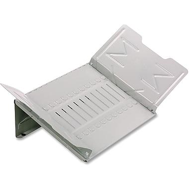 Master® Heavy Metal Hinged Catalogue Rack, 12
