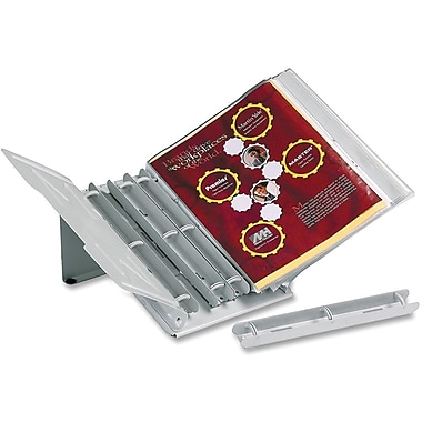 Master® Catalogue Stand Starter Set, 45 Degree Viewing Angle