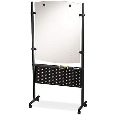 Quartet® Double-Sided Total Erase Mobile Easel