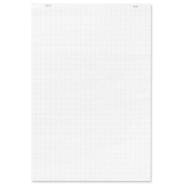 Quartet® – Bloc pour chevalet, papier bond quadrillé, 24 po x 36 po, 50 feuilles