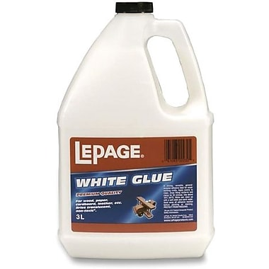 LePage® Bondfast White Glue, 3 L