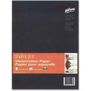 "Hilroy Studio Pro Watercolour Paper Pad, 9"" X 12"", 15 Sheets"