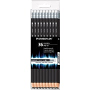 Staedtler Norica #2 HB Woodcased Pencils, Black, 36/Pack