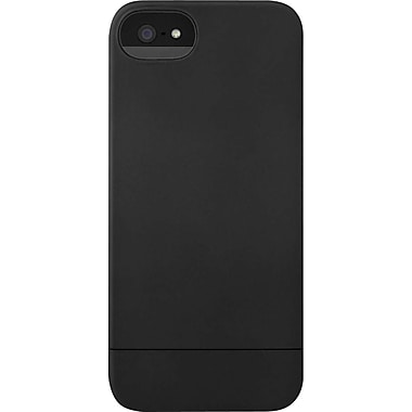 Incase Slider Cases for iPhone 5, Black Soft Touch