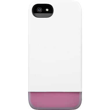 Incase Shock Slider Cases for iPhone 5, White/Frost/Magenta